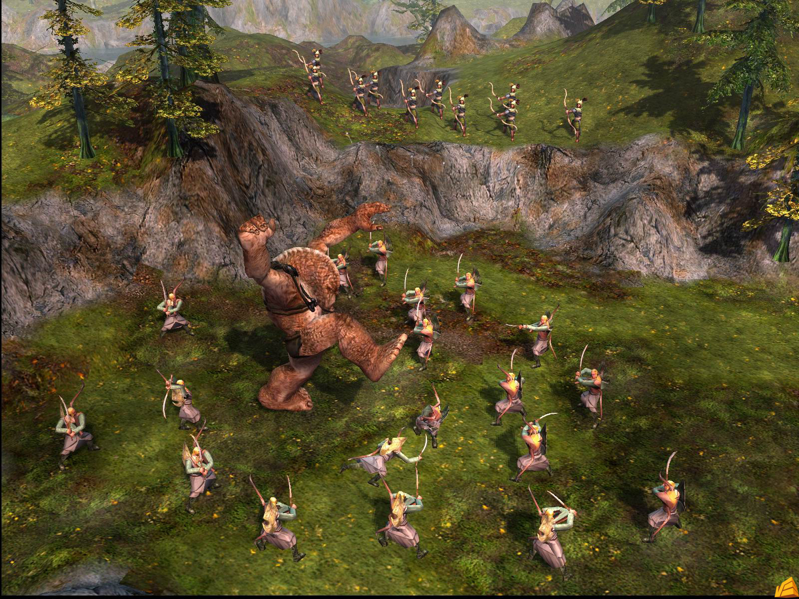 Lotr Battle For Middle Earth 2 Pc Free Download