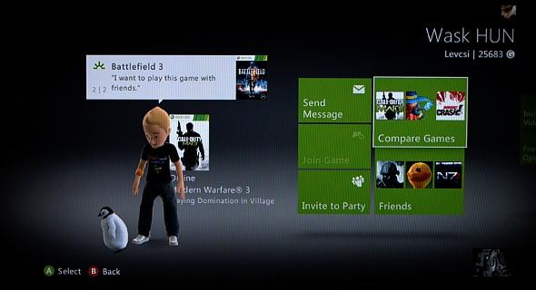 Fuse Xbox 360 Teszt : Új xbox dashboard teszt gamekapocs